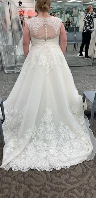 David's Bridal Collection 9WG3850