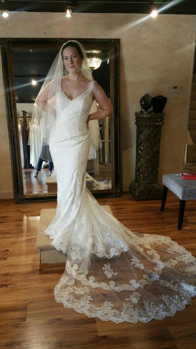 Lillian's Bridal, style #: 77029, Fiona