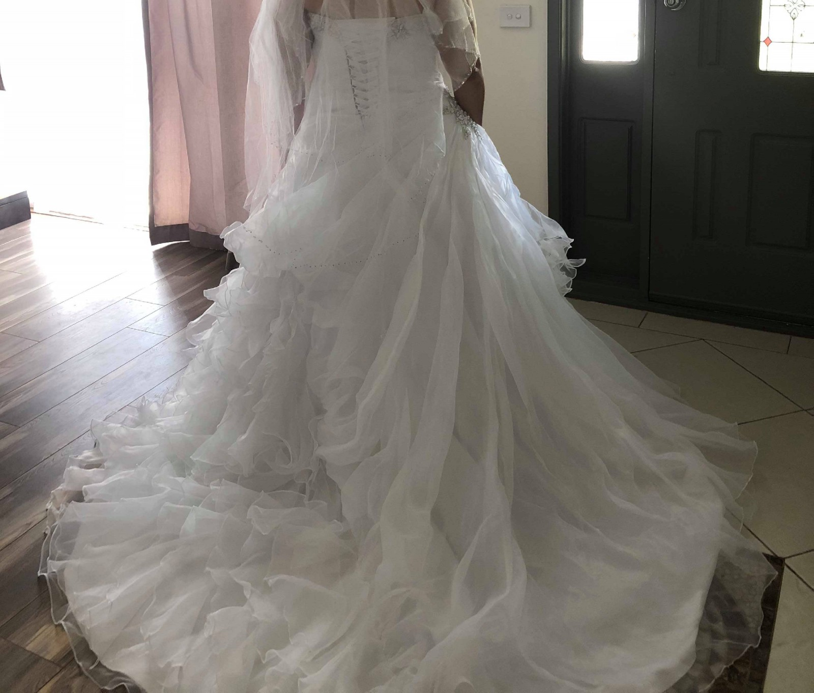 Used Plus Size Ball Gowns: Ball Gown Used Wedding Dress On Sale
