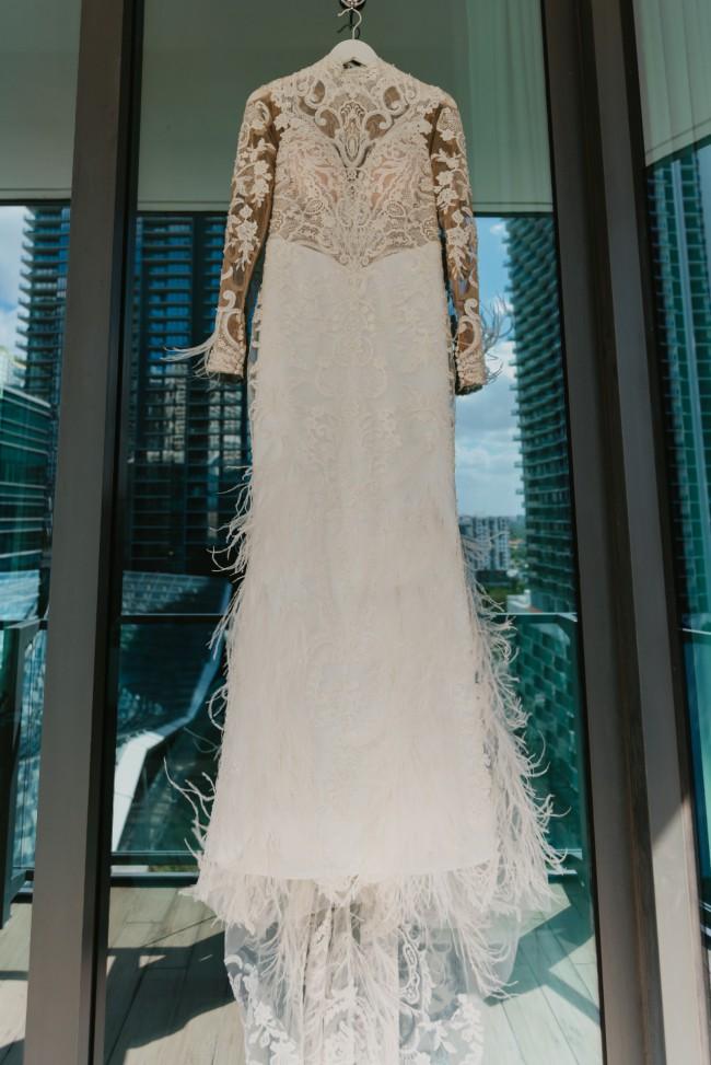 Bijou Bridal Custom Made
