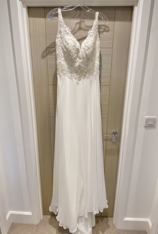 Maggie Sottero Melody (Not worn)
