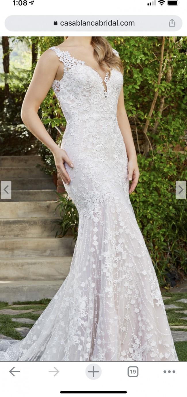 Casablanca Bridal Style 2408 Mandy