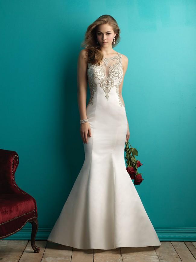 Allure Bridals 9252