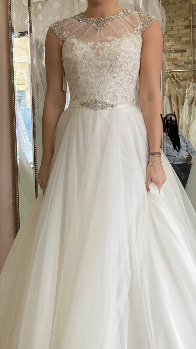 Allure Bridals 9301