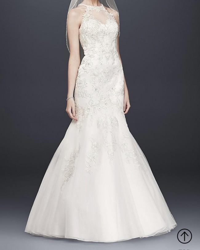David's Bridal Collection, 7WG3735
