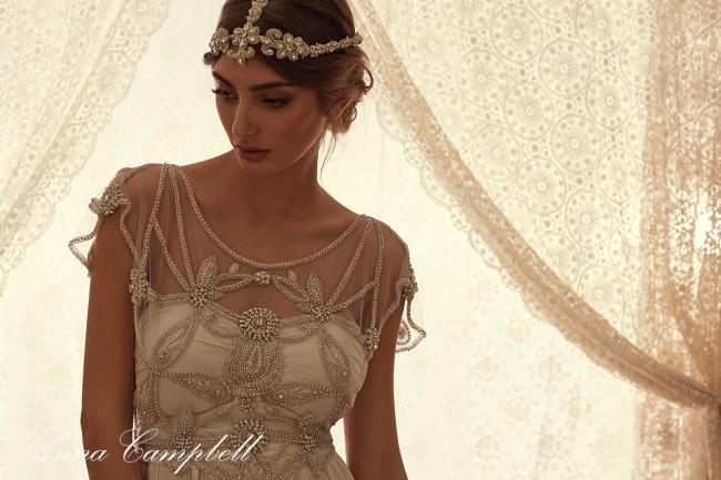 Anna Campbell Adelaide in Lace version