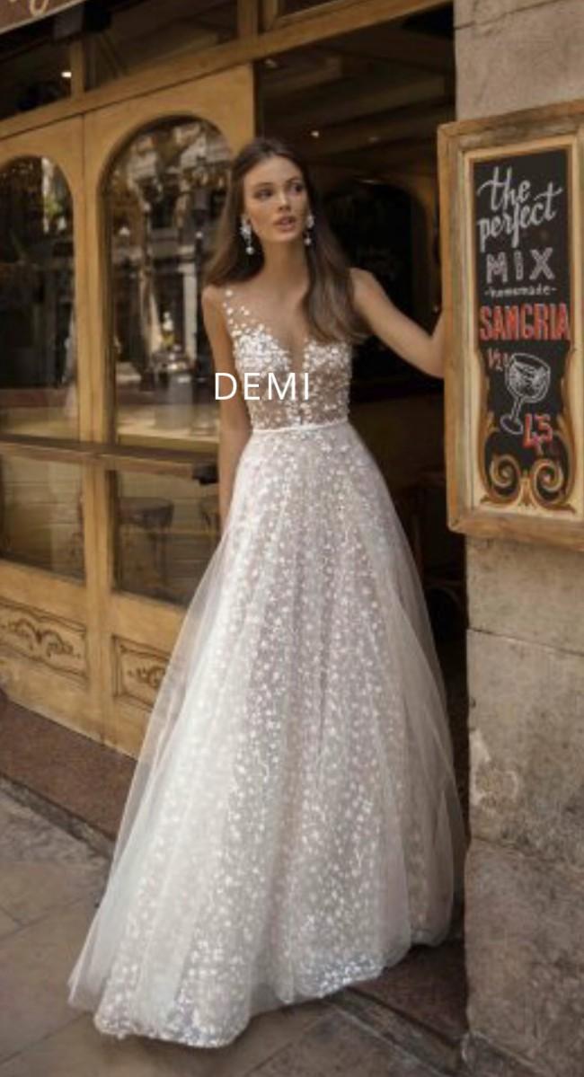 Berta,  Muse by Berta Demi Gown