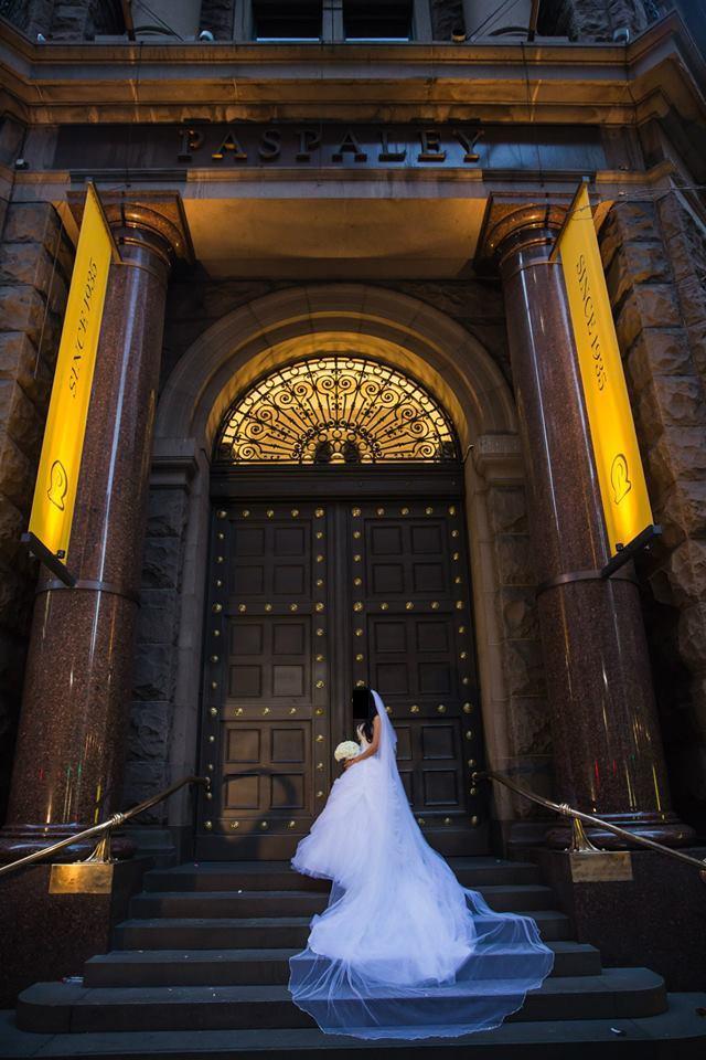 0f56500d30e2aa Dimitra s Bridal Couture Custom Made Second Hand Wedding Dress on Sale 88%  Off - Stillwhite Australia