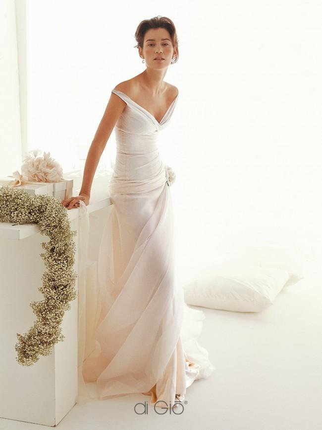 b15a82b8fb5e Le Spose Di Gio CL 07 Classica Second Hand Wedding Dress on Sale 91 ...