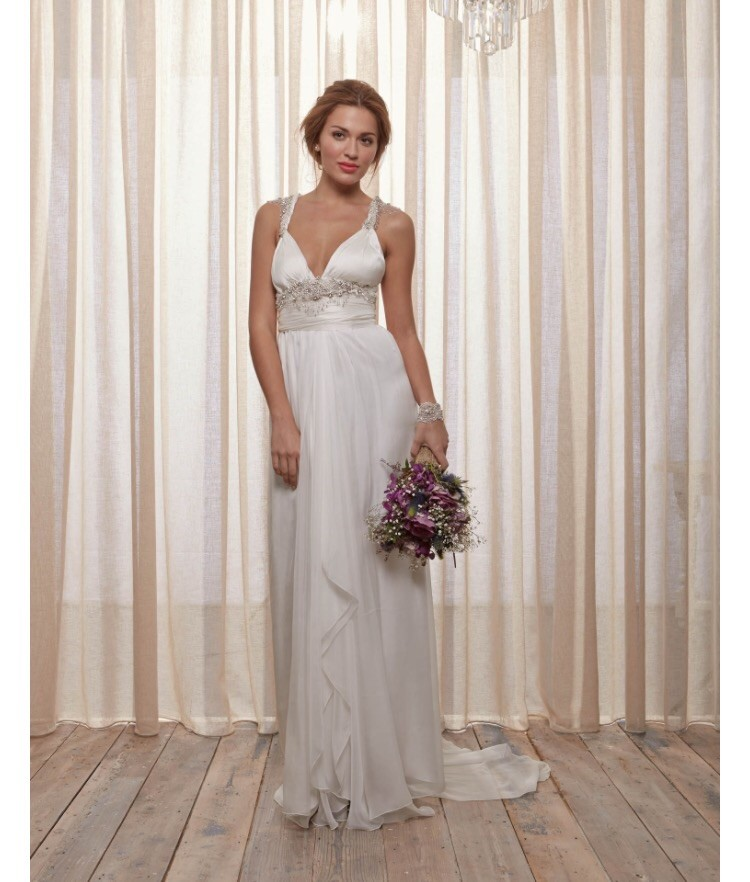 Anna Campbell Wedding Gowns: Anna Campbell Sienna New Wedding Dress On Sale 66% Off
