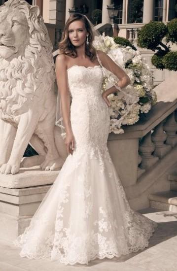Casablanca Bridal 2163