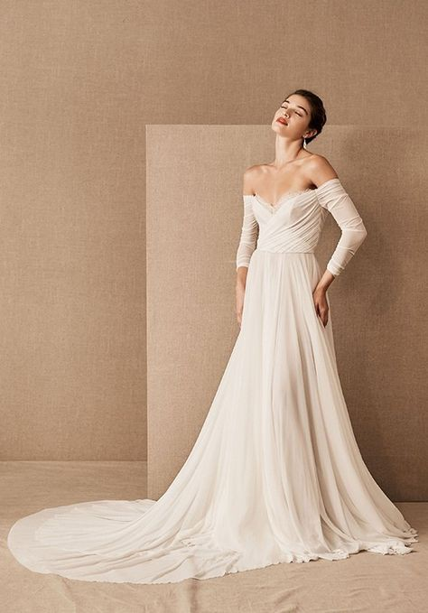 Wtoo BHLDN Wtoo by Watters Miles Gown Style #55077200