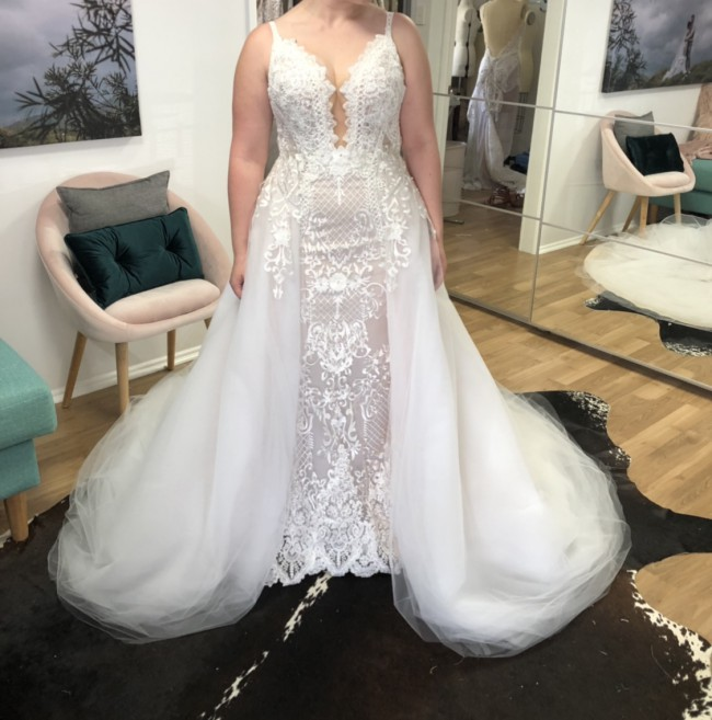 HollyRose Couture, Custom made gown