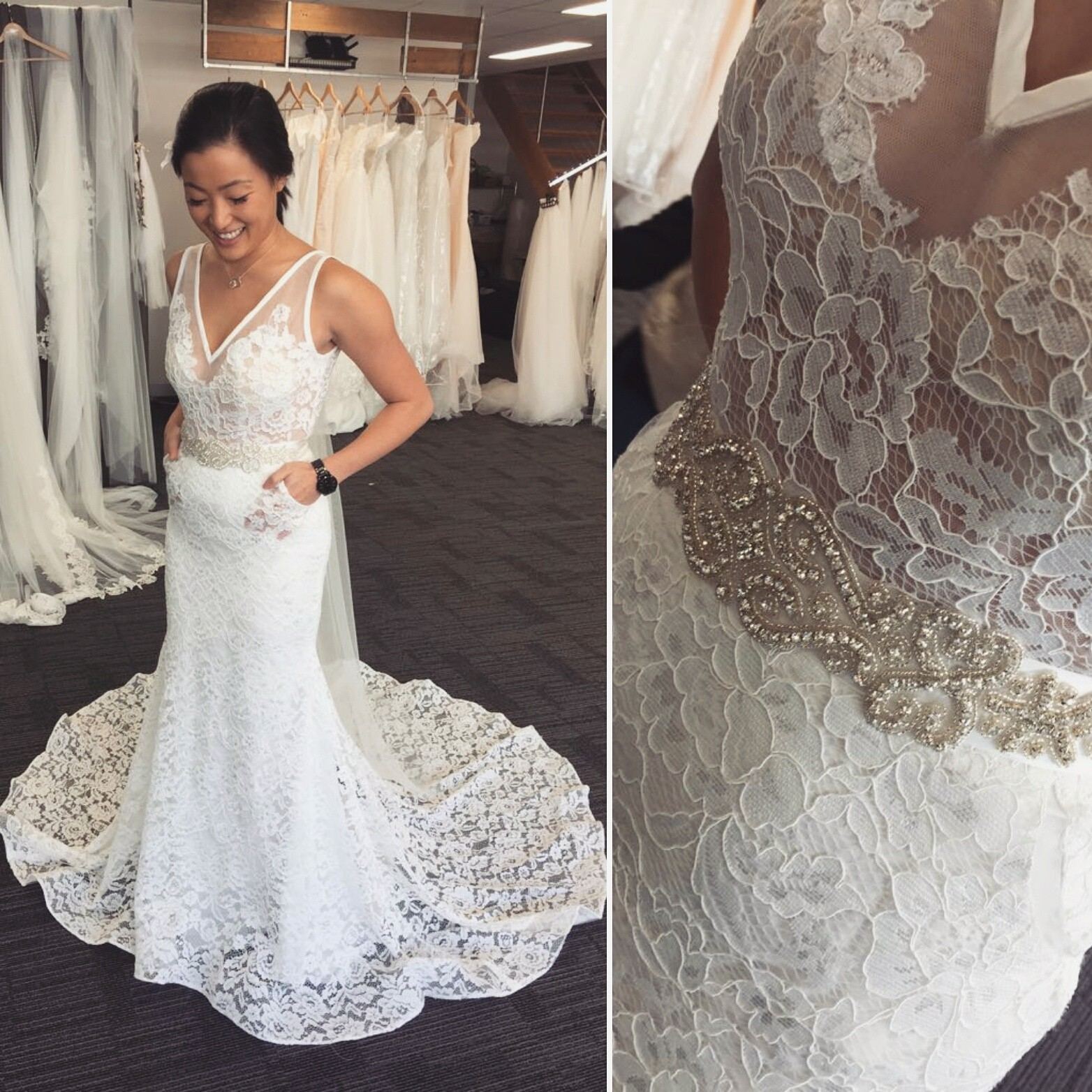 Made With Love Frankie Remake Urgent Wedding Dress On 64 Off