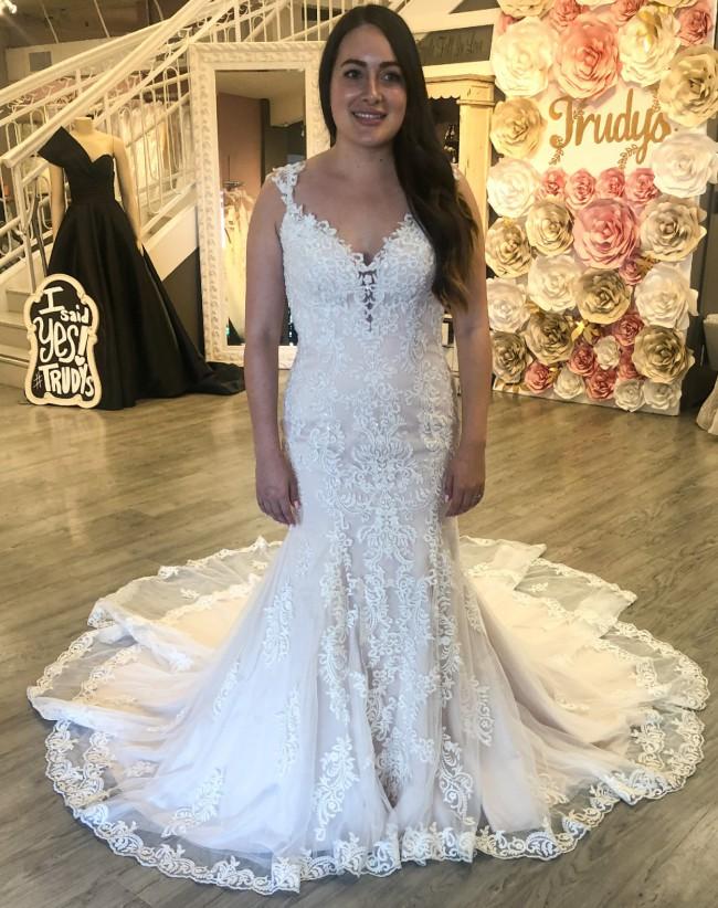 Maggie Sottero 8MC750 Della Bridal Gown