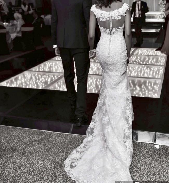 Sophia Tolli Riona Y11632 Second Hand Wedding Dress On
