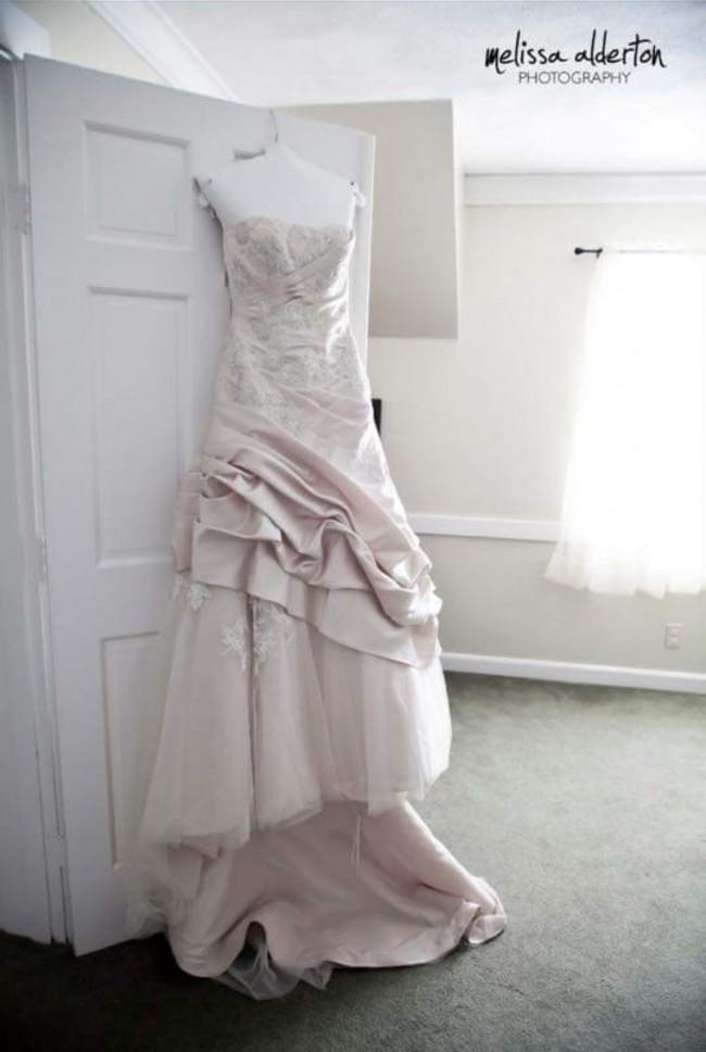 David's Bridal, V3179