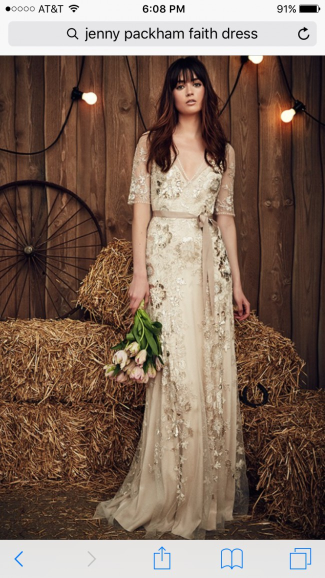Jenny Packham Faith