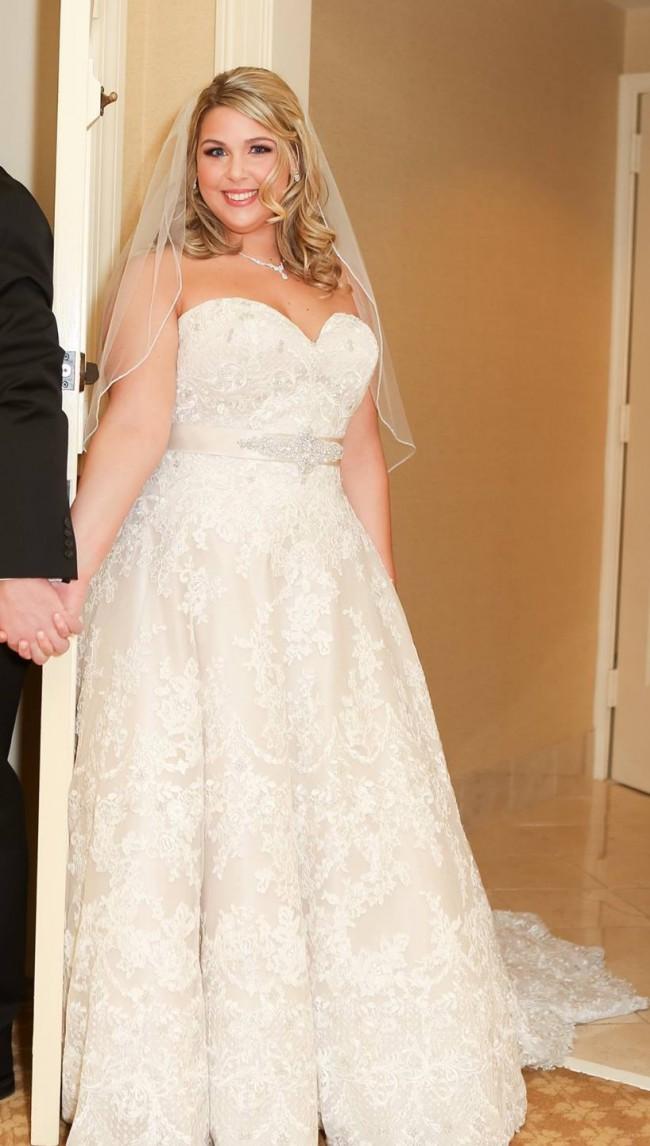 Allure Bridals C345