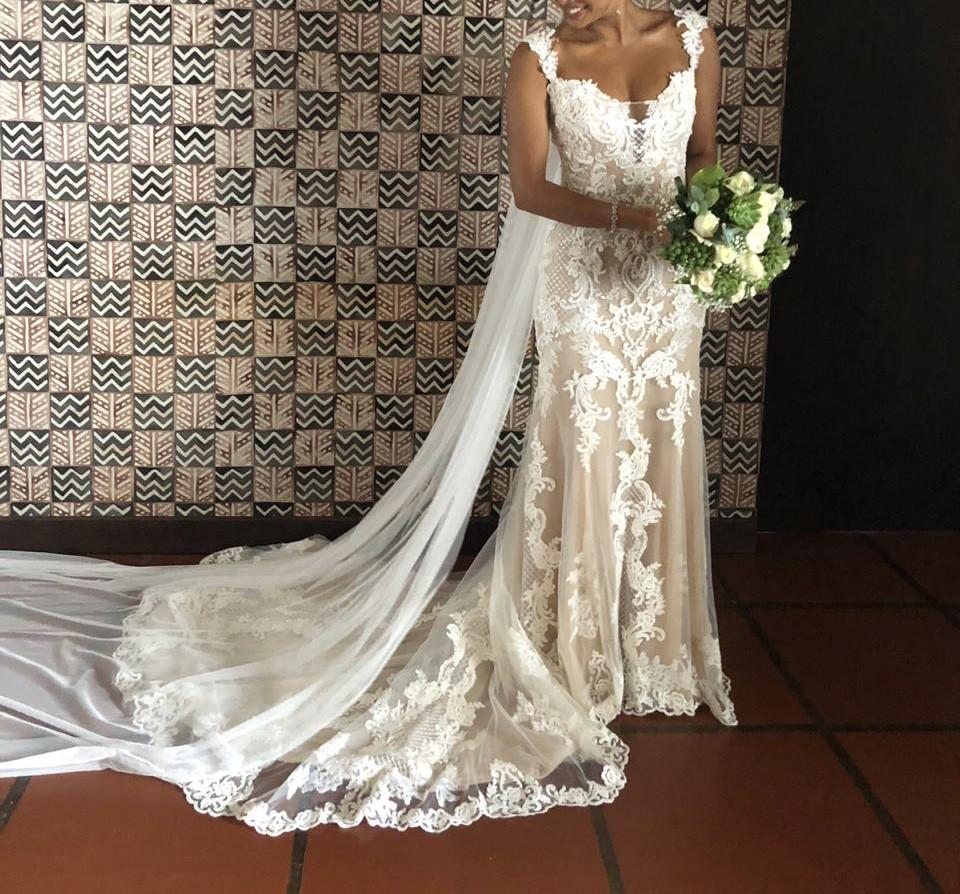 Maggie Sottero Abbie Dress Second Hand Wedding Dress On
