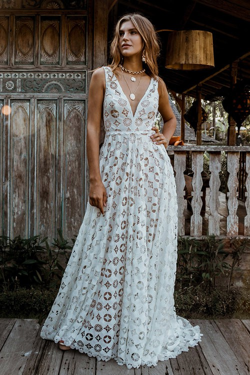 Lovers Society Kobi Gown