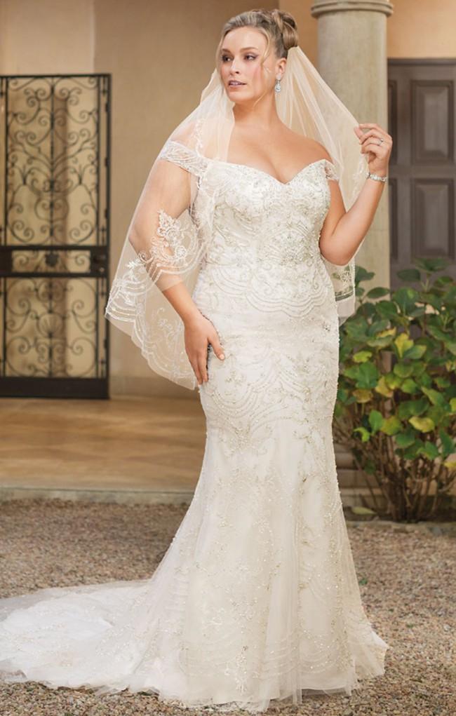 Casablanca Bridal Bianca