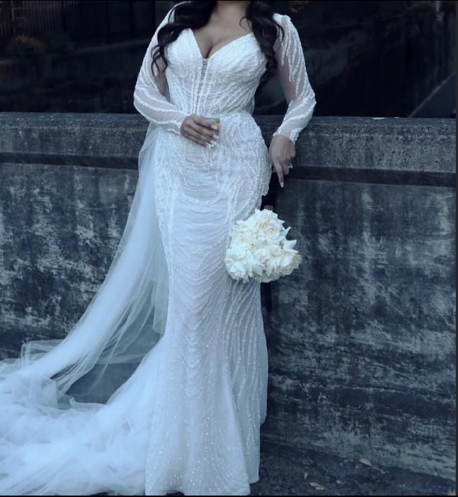 Pallas Couture Villette Custom Pallas Couture Gown