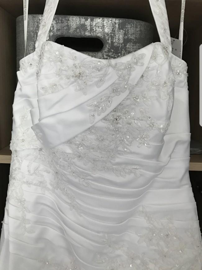 David's Bridal Ven Style, T9569