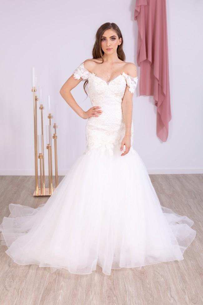 Tee & Ing Bridal Vienna Gown