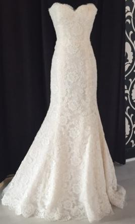 Monique Lhuillier BL 1522