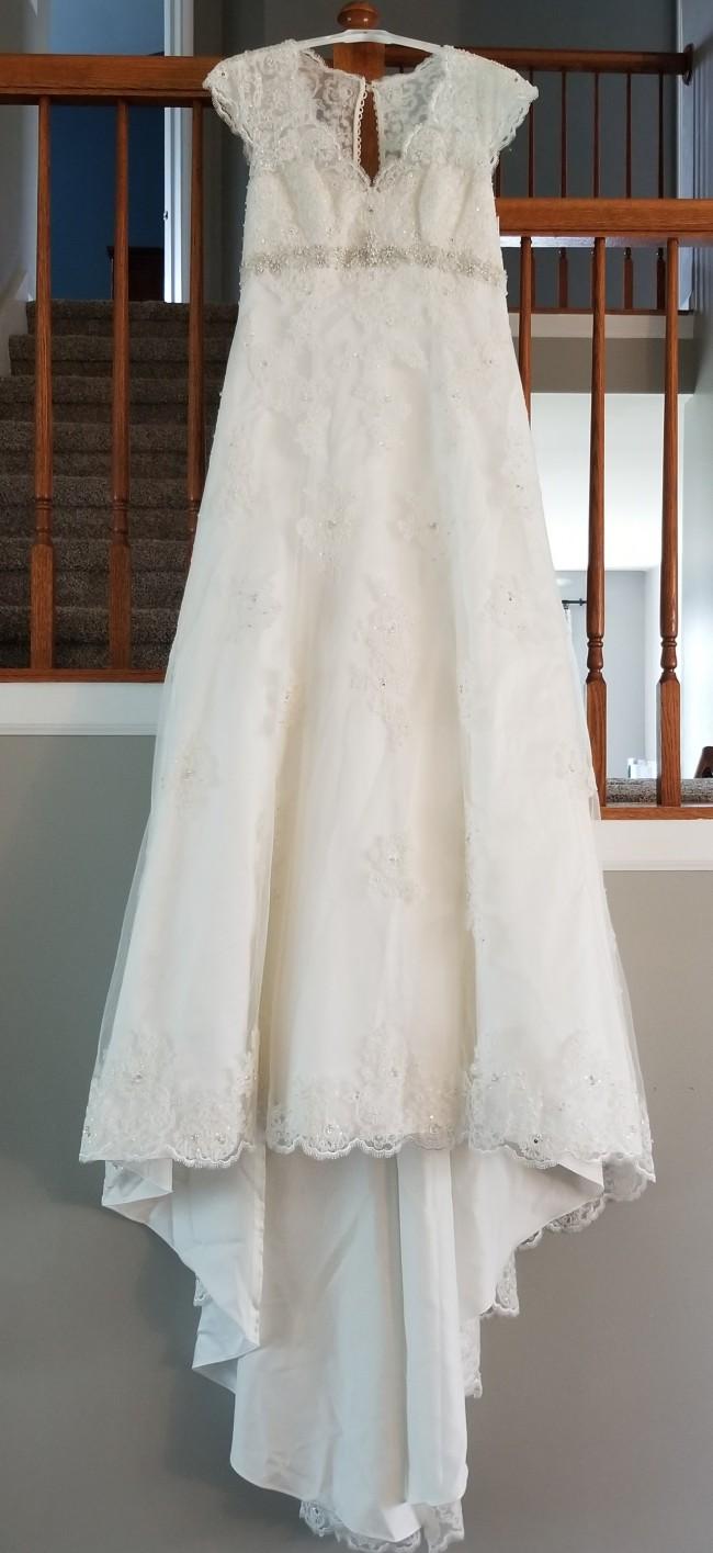 David's Bridal T3299