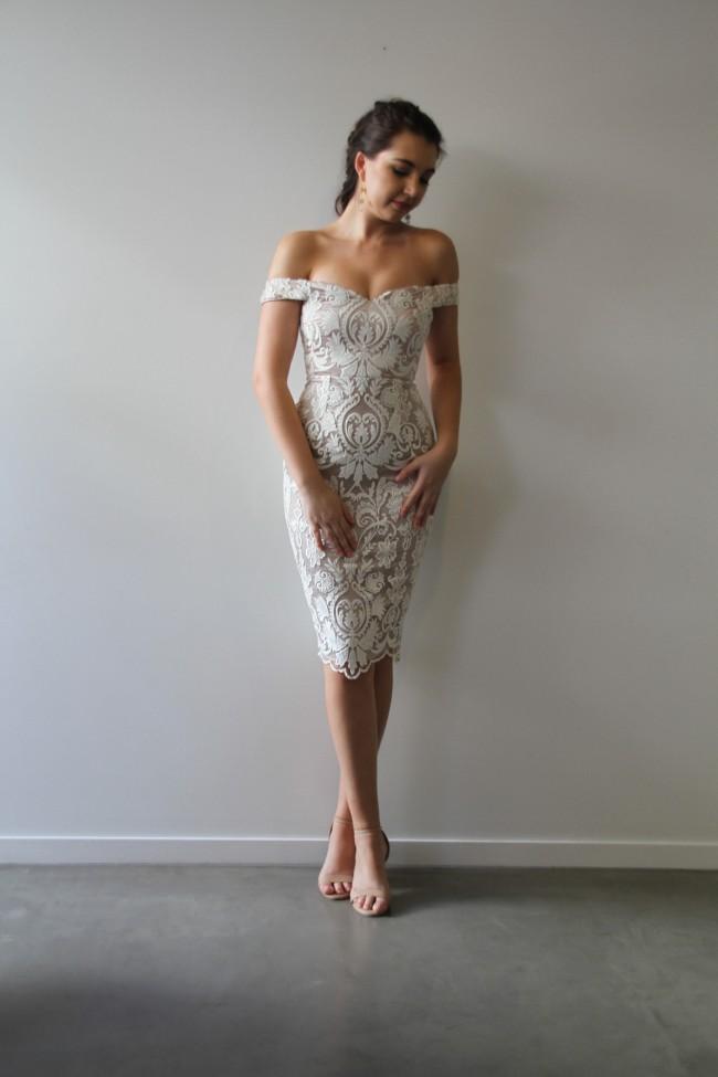 When Freddie Met Lilly Addie Cocktail Gown