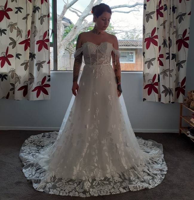 Jessica Bridal Couture Miss Chloe