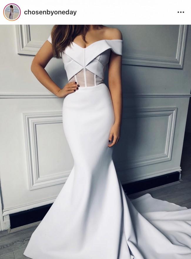 One Day Bridal, Hamilton Gown