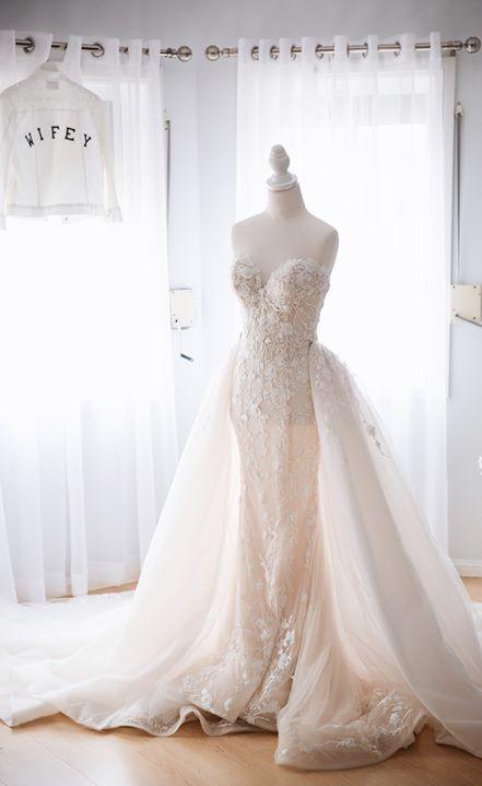 Blanche Bridal Custom Made