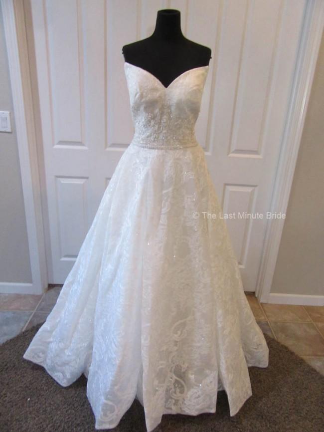 Allure Bridals C553L