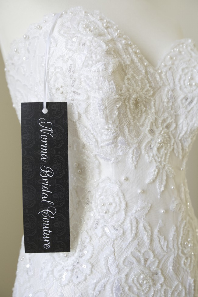 Norma Bridal Couture, Mermaid