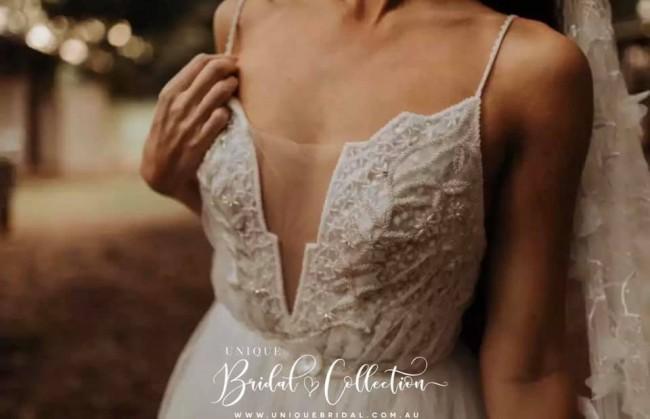 Unique Bridal Collection Geline