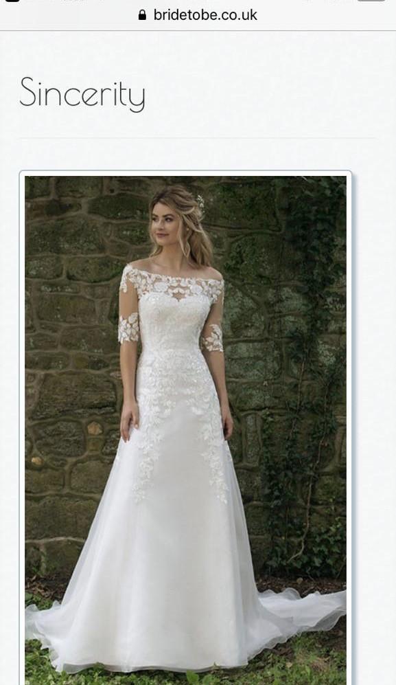 Sincerity Bridal 44058