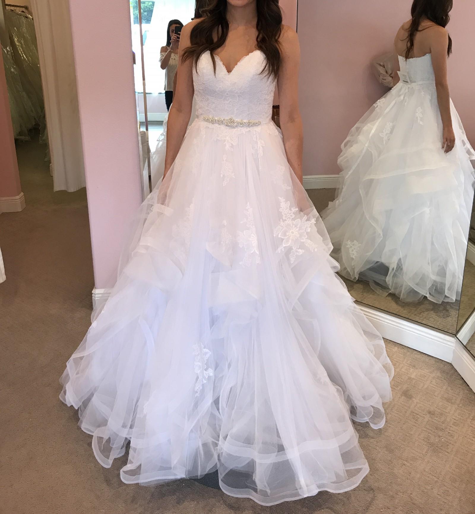 Stella York 6432 New Wedding Dress On Sale 40% Off
