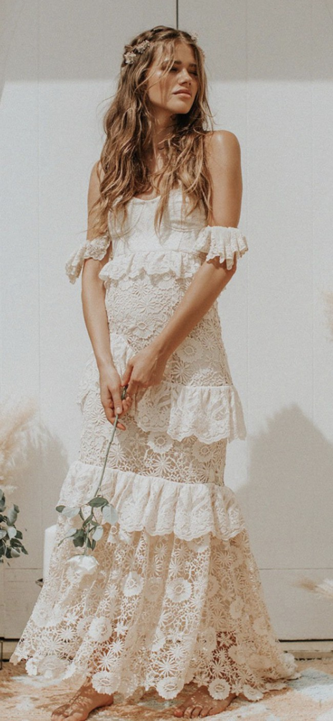 Spell And The Gypsy Estelle Gown