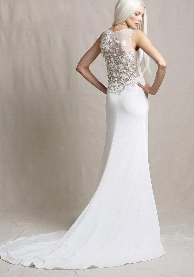 Delila Fox, Zion Gown Custom Made