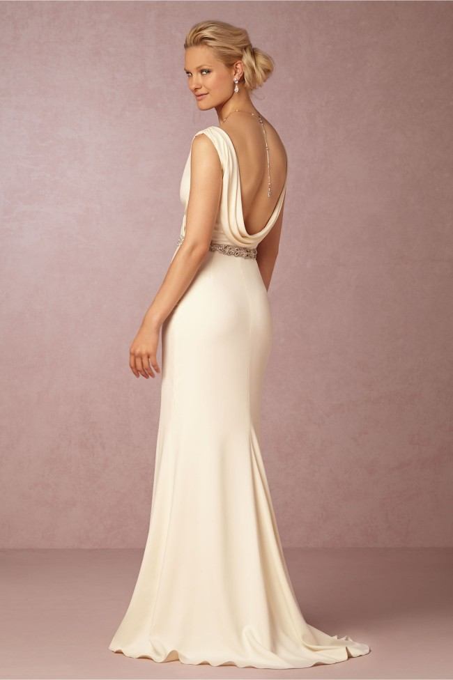 Badgley Mischka Livia Gown (BHLDN exclusive)