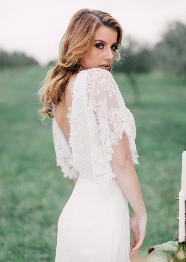 Marquise Bridal Jocelyn Bodysuit (top only)
