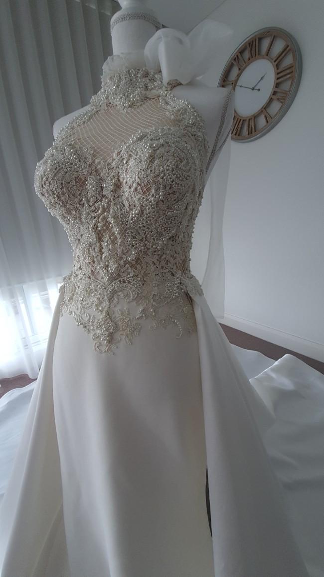 Mary Ioannidis Custom Made