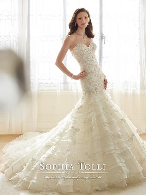 Sophia Tolli y11628