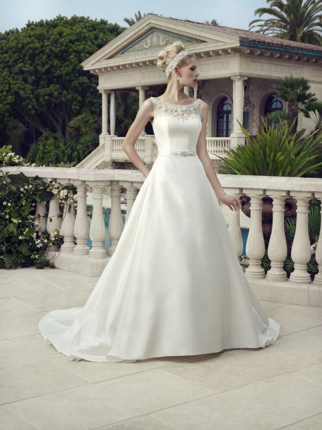 Casablanca Bridal 2154