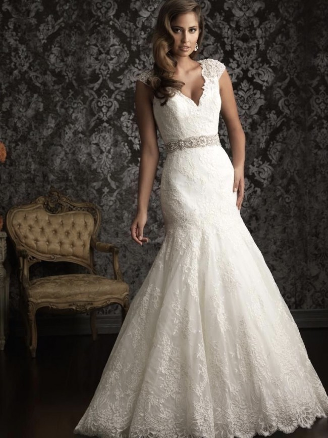 Allure Bridals 9010