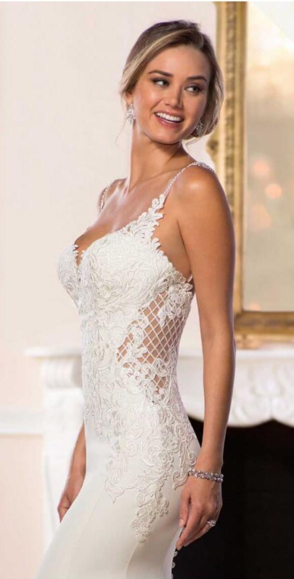 70db75054ec Stella York 6586 New Wedding Dress on Sale 27% Off - Stillwhite Canada