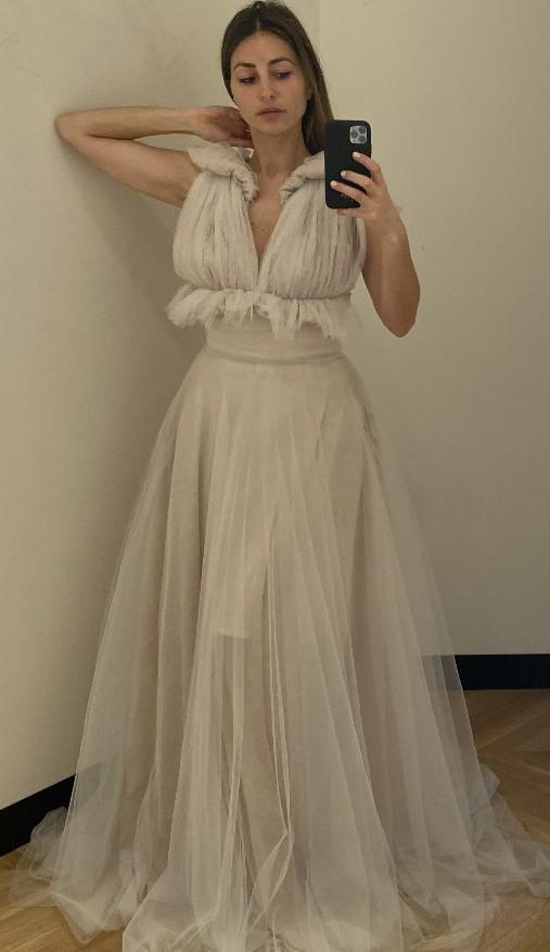 Toni Maticevski Nightingale Gown